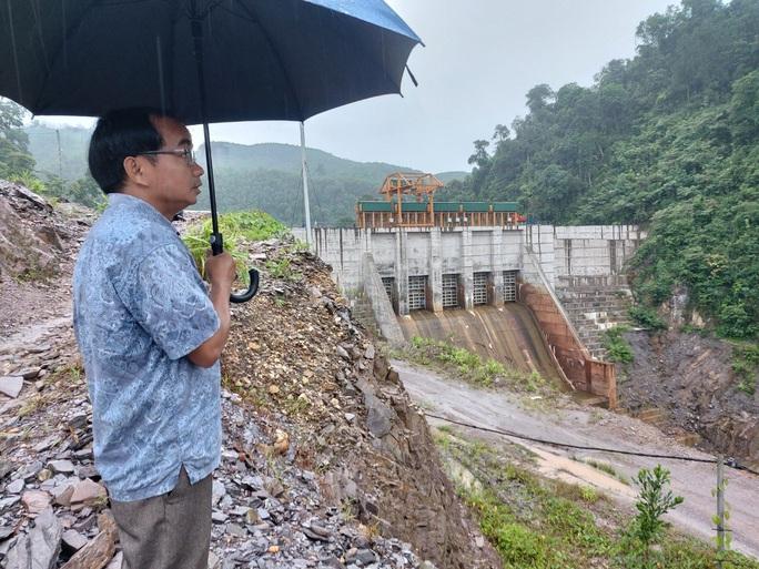 Thủy điện Thượng Nhật chống lệnh vận hành hồ chứa bị phạt 500 triệu đồng - Ảnh 1.