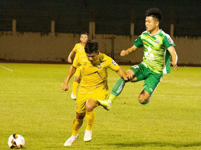 CLB CAND, Gia Định quyết giành vé chót hạng nhất - Ảnh 1.