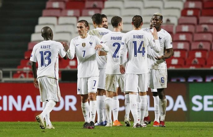 Trắng tay đại chiến với Pháp, Bồ Đào Nha thành cựu vương Nations League - Ảnh 6.