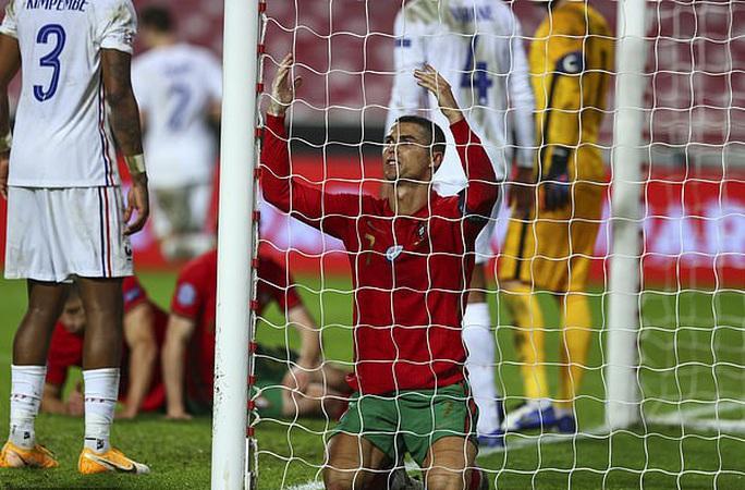 Trắng tay đại chiến với Pháp, Bồ Đào Nha thành cựu vương Nations League - Ảnh 7.