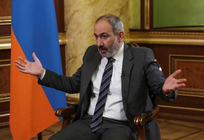 Armenia đập tan âm mưu ám sát thủ tướng - Ảnh 1.