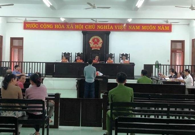 Phú Yên: Xét xử vụ cháu băm nát đầu ông nội liên quan đến tranh giành đất - Ảnh 1.