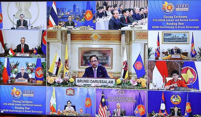 Bế mạc Hội nghị Cấp cao ASEAN 37, Việt Nam chuyển giao vai trò Chủ tịch cho Brunei - Ảnh 3.