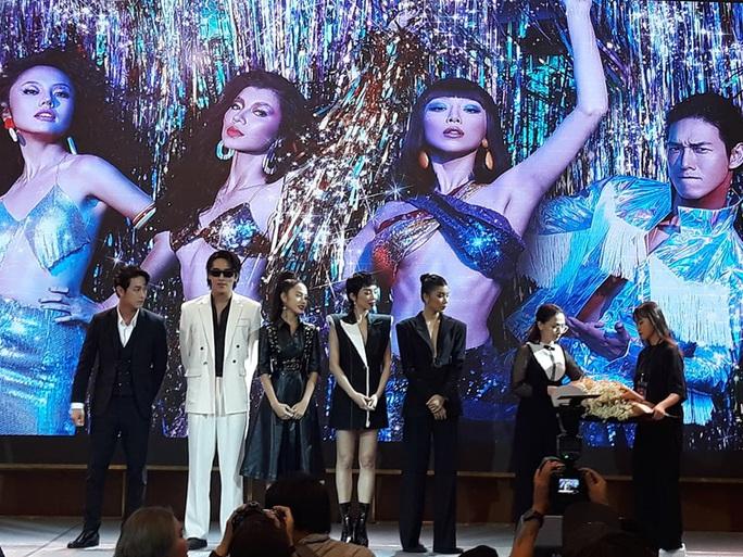 Tóc Tiên bất ngờ đóng phim Ngô Thanh Vân đạo diễn - Ảnh 2.