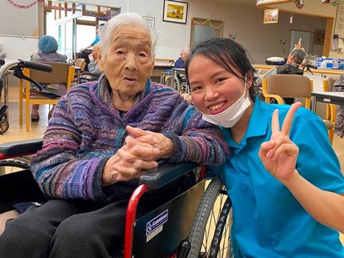 Nhiều ưu đãi cho điều dưỡng, hộ lý khi sang Nhật làm việc - Ảnh 1.