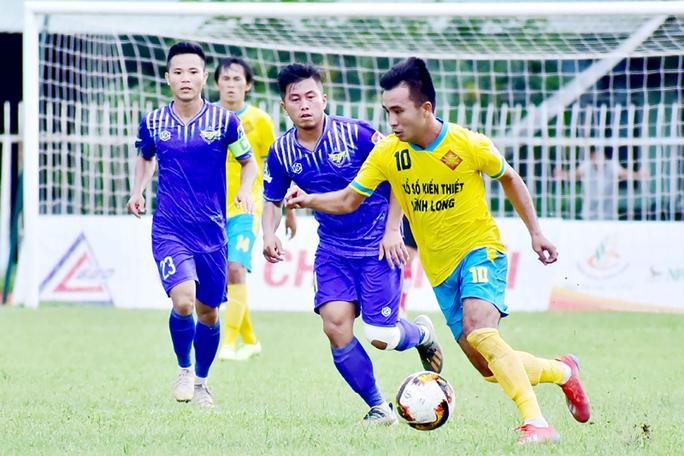 Phú Thọ, Phù Đổng, Gia Định xứng đáng lên chơi giải hạng nhất - Ảnh 2.