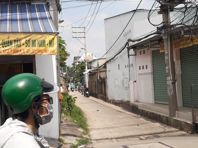 Án mạng thương tâm tại Bình Tân, TP HCM - Ảnh 1.
