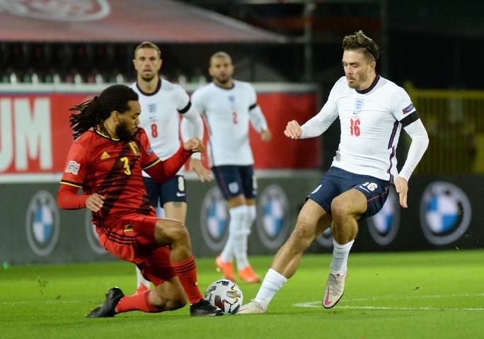 Tuyển Anh cúi đầu rời Nations League, Bỉ bay cao ngôi đầu bảng - Ảnh 2.