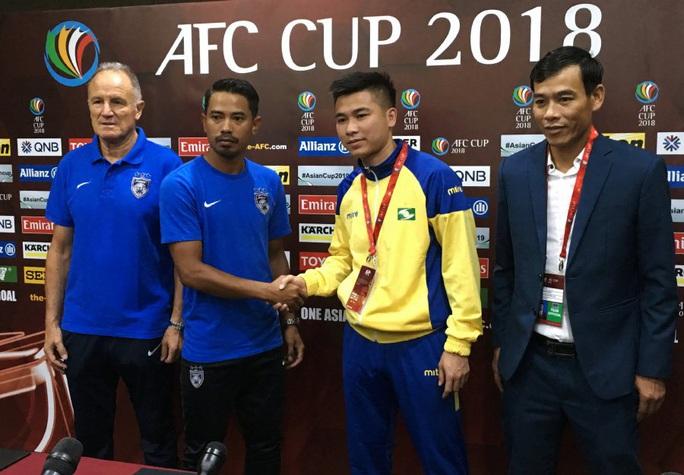 CLB Johor Darul Tazim - Malaysia đối mặt án phạt nặng từ AFC vì bỏ giải - Ảnh 1.