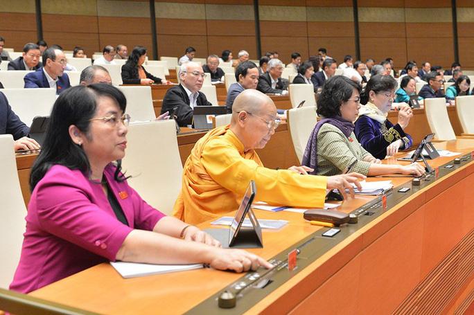 Quốc hội thông qua Nghị quyết về tổ chức chính quyền đô thị tại TP HCM - Ảnh 2.