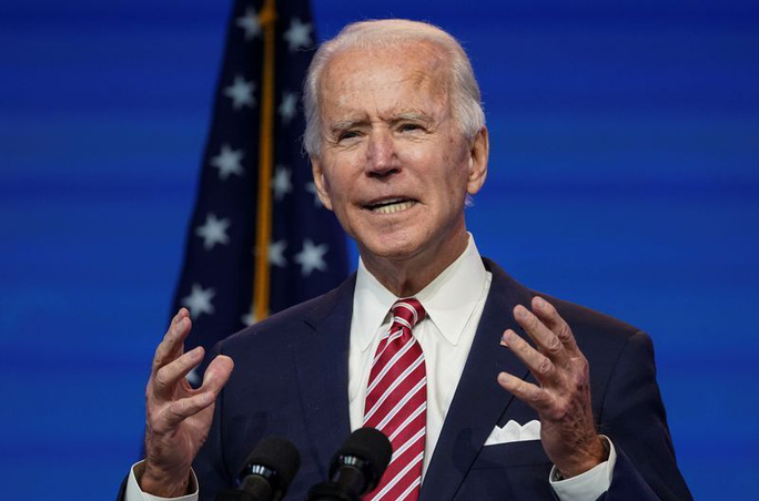 """Chưa nhậm chức, ông Biden đã """"phủ đầu"""" Trung Quốc - Ảnh 1."""
