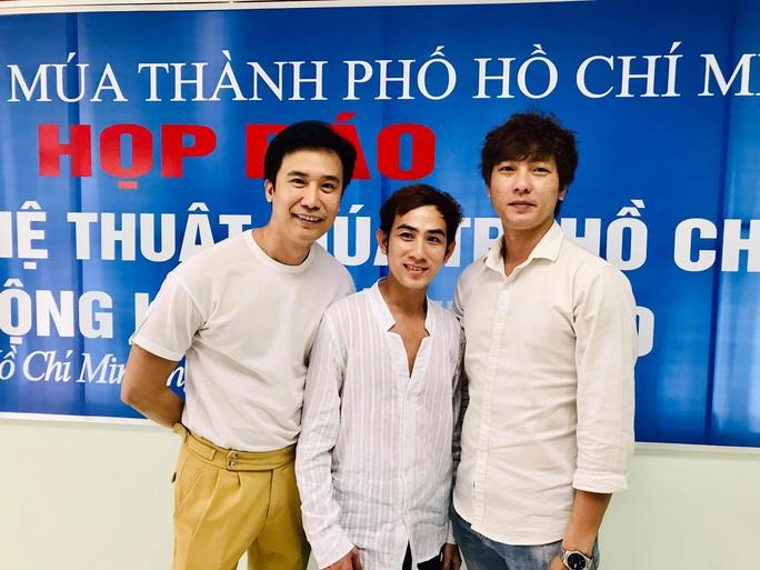 TP HCM: Ba ngày tưng bừng của nghệ sĩ múa - Ảnh 1.
