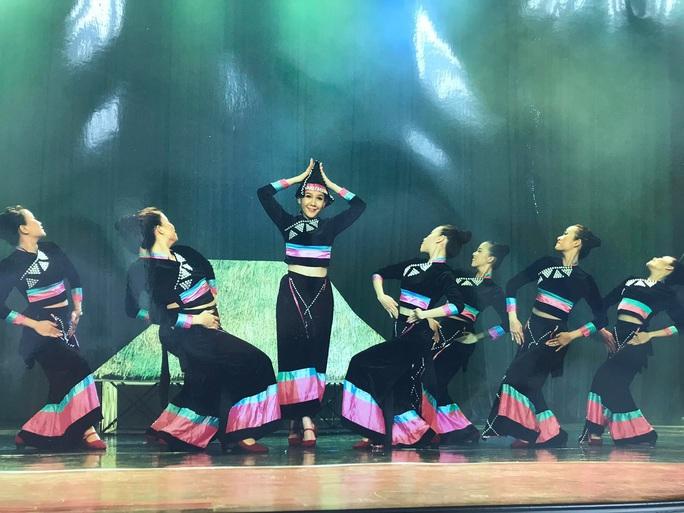 TP HCM: Ba ngày tưng bừng của nghệ sĩ múa - Ảnh 3.