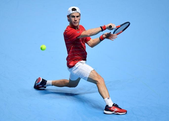 Daniil Medvedev dễ đè bẹp Hoàng tử quần vợt Đức - Ảnh 5.