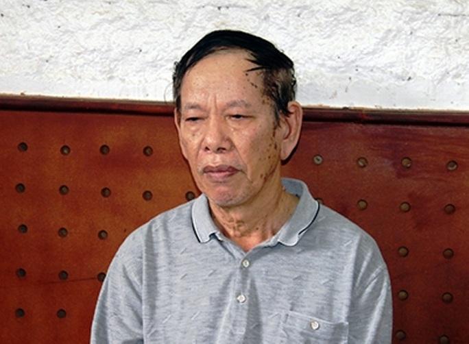 Ông già 72 tuổi giở trò đồi bại với bé 13 tuổi rồi cho 40.000 đồng - Ảnh 1.