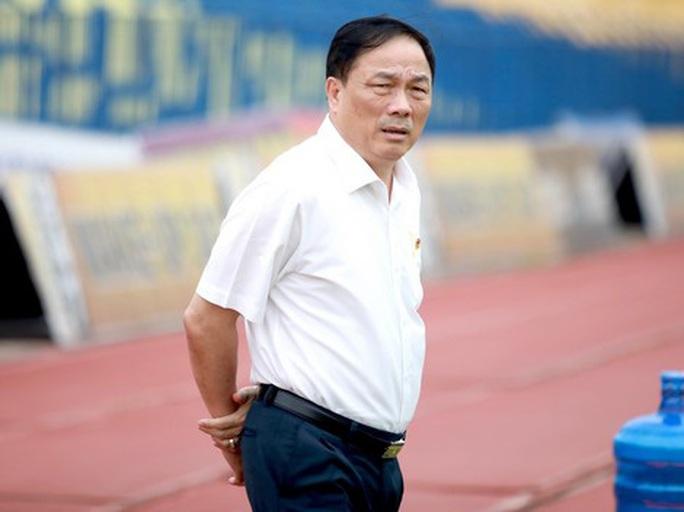 Bầu Đệ lại chia tay CLB Thanh Hóa, kêu gọi nhà tài trợ mới - Ảnh 2.