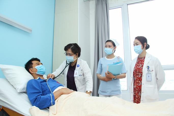 Chuyên gia ghép tạng Việt Nam chỉ cách phòng ngừa bệnh thận - Ảnh 1.