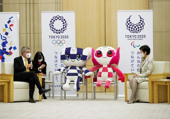 Thế vận hội Tokyo 2021 sẽ diễn ra thành công - Ảnh 1.