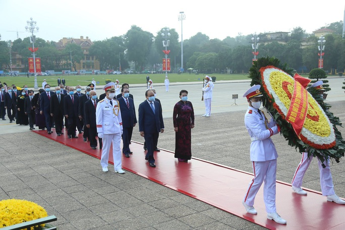 Tổng Bí thư, Chủ tịch nước: Đoàn kết làm nên sức mạnh vô địch của dân tộc - Ảnh 3.