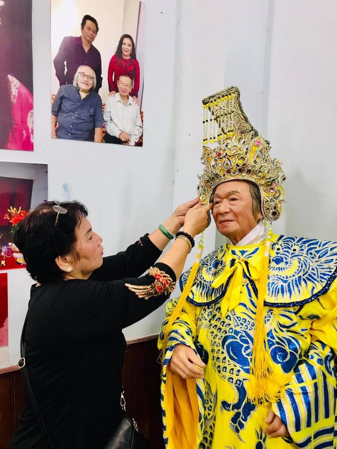 Nghệ sĩ tề tựu vinh danh NSND Đinh Bằng Phi - Ảnh 6.