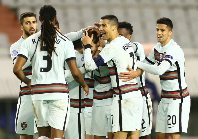Thua ngược Bồ Đào Nha, Croatia vẫn tự tin giành vé trụ hạng Nations League - Ảnh 6.
