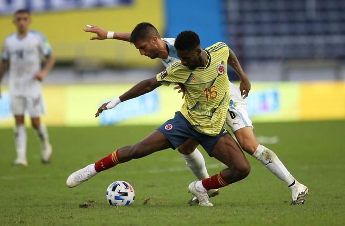 Cavani lãnh thẻ đỏ, Uruguay thua thảm Brazil  - Ảnh 7.