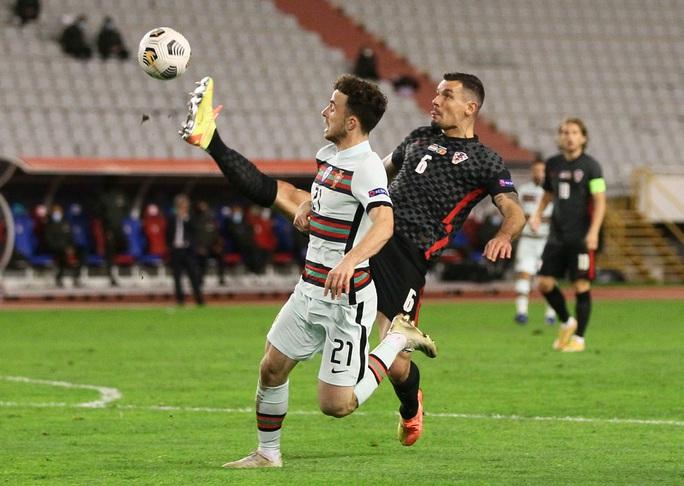 Thua ngược Bồ Đào Nha, Croatia vẫn tự tin giành vé trụ hạng Nations League - Ảnh 4.