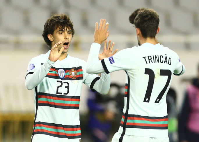 Thua ngược Bồ Đào Nha, Croatia vẫn tự tin giành vé trụ hạng Nations League - Ảnh 5.
