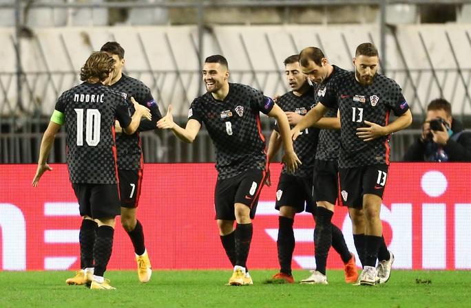 Thua ngược Bồ Đào Nha, Croatia vẫn tự tin giành vé trụ hạng Nations League - Ảnh 2.
