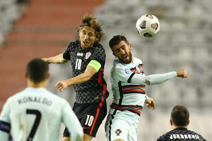 Thua ngược Bồ Đào Nha, Croatia vẫn tự tin giành vé trụ hạng Nations League - Ảnh 1.