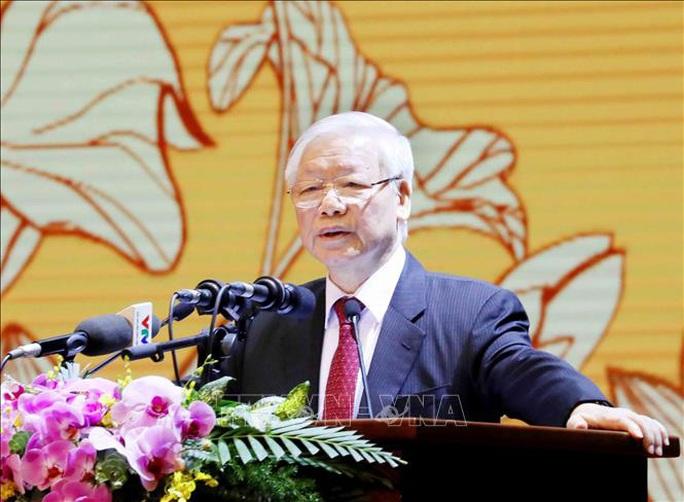 Tổng Bí thư, Chủ tịch nước: Đoàn kết làm nên sức mạnh vô địch của dân tộc - Ảnh 6.