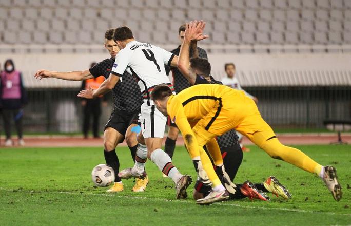 Thua ngược Bồ Đào Nha, Croatia vẫn tự tin giành vé trụ hạng Nations League - Ảnh 3.