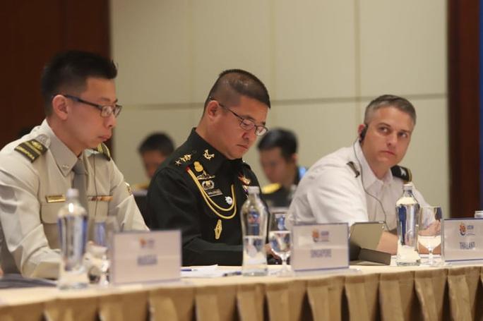 Thượng tướng Nguyễn Chí Vịnh chủ trì hội nghị quốc phòng với sự tham dự của Mỹ, Trung Quốc - Ảnh 7.