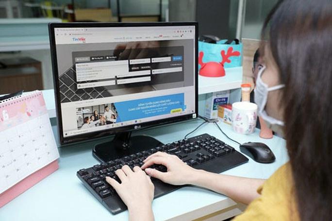 Nhà tuyển dụng cần lưu ý khi tìm ứng viên trên mạng - Ảnh 1.