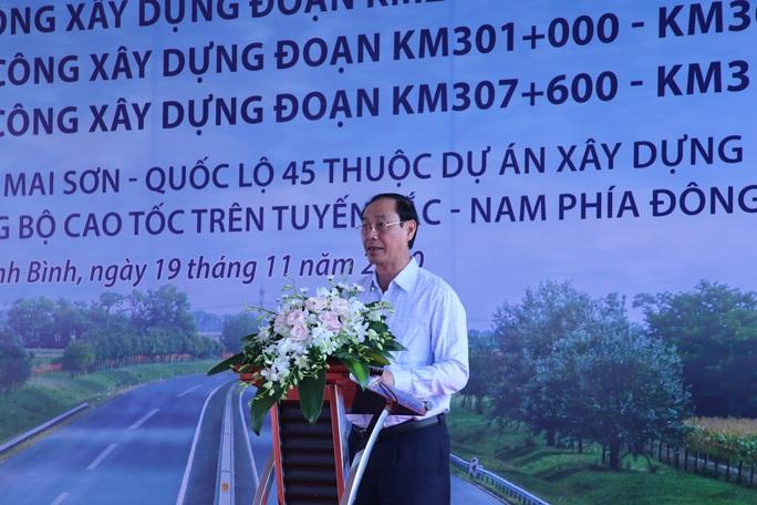 Thi công 3 gói thầu cao tốc Bắc - Nam trị giá hơn 4.000 tỉ đồng - Ảnh 2.