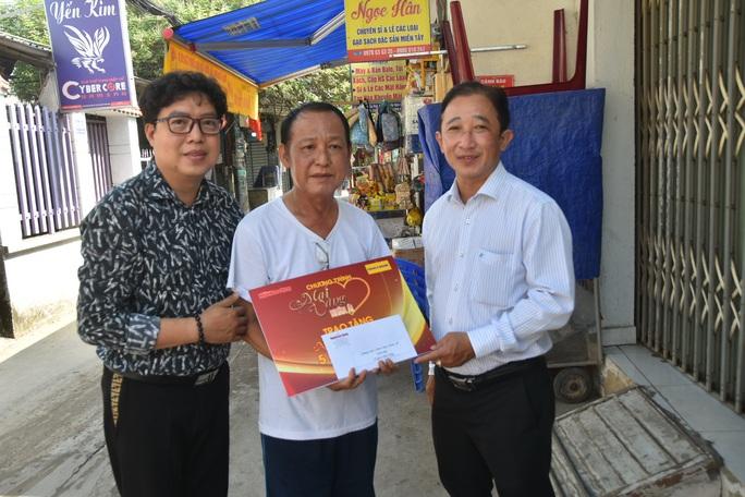 Mai Vàng nhân ái thăm hai nghệ sĩ Kim Hà và Tiến Dũng - Ảnh 5.
