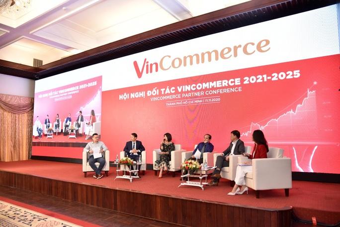 """VinCommerce 2021-2025: Chiến lược đối tác """"Win – Win"""" là định hướng trọng tâm - Ảnh 2."""