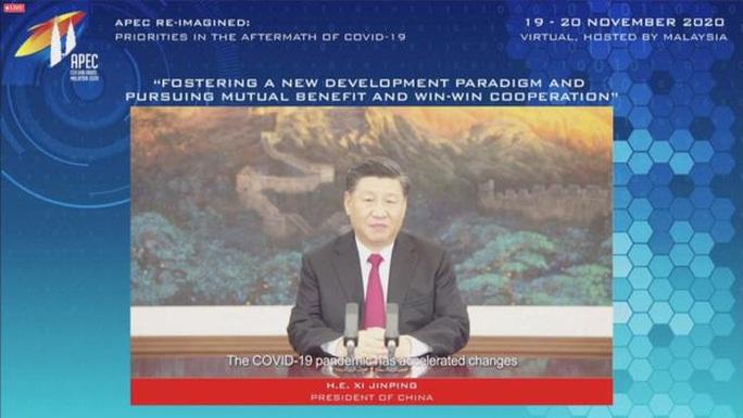 """Trung Quốc cam kết mở cửa nền kinh tế """"siêu quy mô"""" - Ảnh 1."""