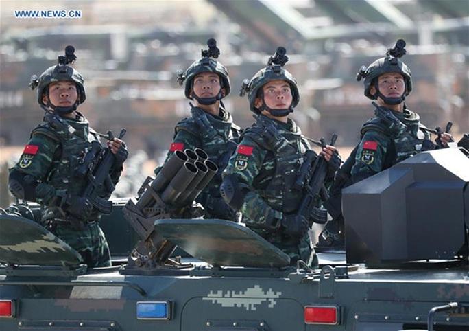 """Trung Quốc đặt mục tiêu ngang hàng quân đội Mỹ"""" vào năm 2027 - Ảnh 1."""