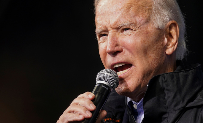 Joe Biden - Người hàn gắn - Ảnh 1.