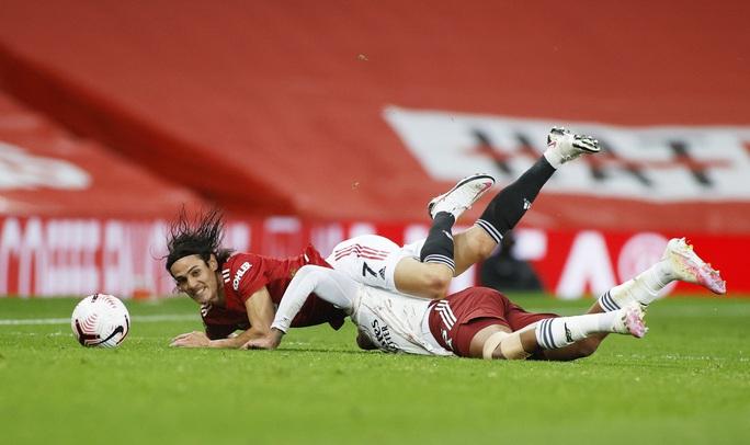 Paul Pogba tạo phạt đền, Man United gục ngã trước Arsenal  - Ảnh 6.