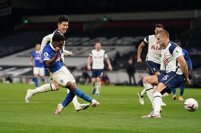 Siêu dự bị Gareth Bale tỏa sáng, Tottenham lên ngôi nhì Ngoại hạng - Ảnh 4.