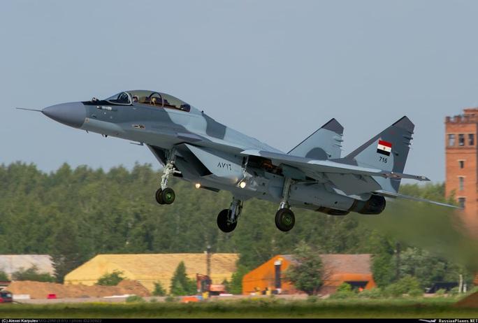 Máy bay chiến đấu MiG-29 Nga cơ động cao được 29 quốc gia sử dụng - Ảnh 1.
