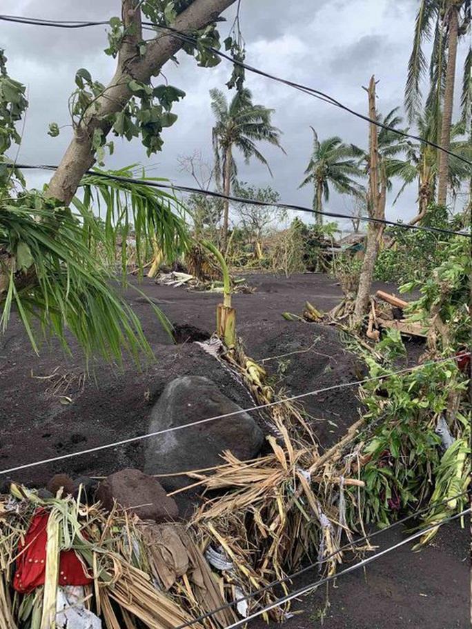 Bão Goni tha Manila, Philippines hứng tiếp cơn bão mới - Ảnh 2.
