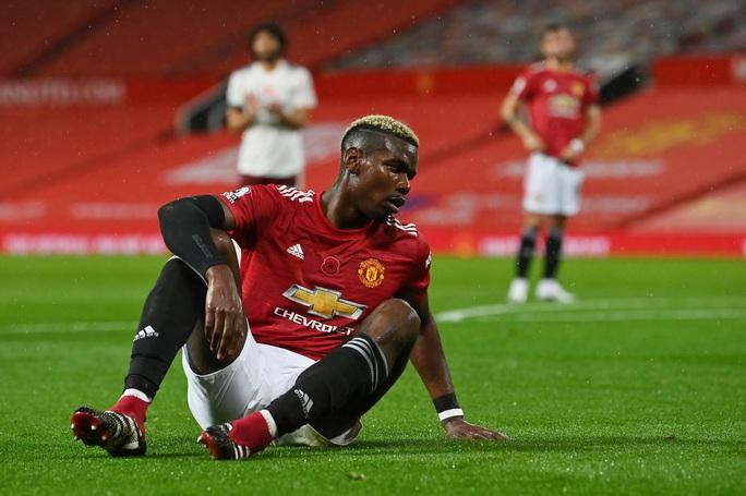 Paul Pogba tạo phạt đền, Man United gục ngã trước Arsenal  - Ảnh 7.