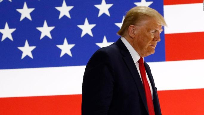 Hậu bầu cử Mỹ: Khởi kiện 21 vụ, Tổng thống Trump chưa thắng vụ nào - Ảnh 1.