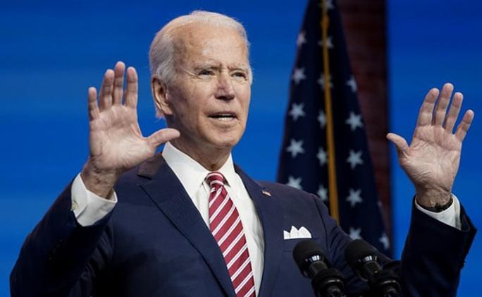 Ông Biden tuyên bố sẽ bắt Trung Quốc chơi theo luật - Ảnh 1.