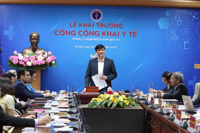 Tân Bộ trưởng Nguyễn Thanh Long: Công khai để người dân không mù mờ về chi phí khám chữa bệnh - Ảnh 1.