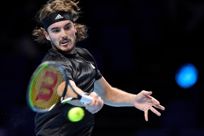 Nadal xuất sắc vào bán kết ATP Finals 2020, chờ chiến Medvedev - Ảnh 2.