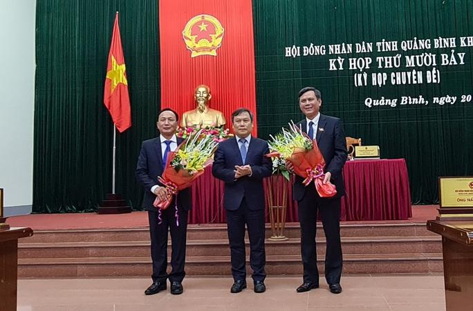 Ông Trần Thắng được bầu làm Chủ tịch UBND tỉnh Quảng Bình - Ảnh 2.